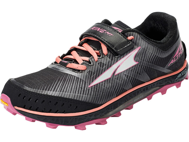 Altra King MT 2 Running Shoes Women black/coral/pink